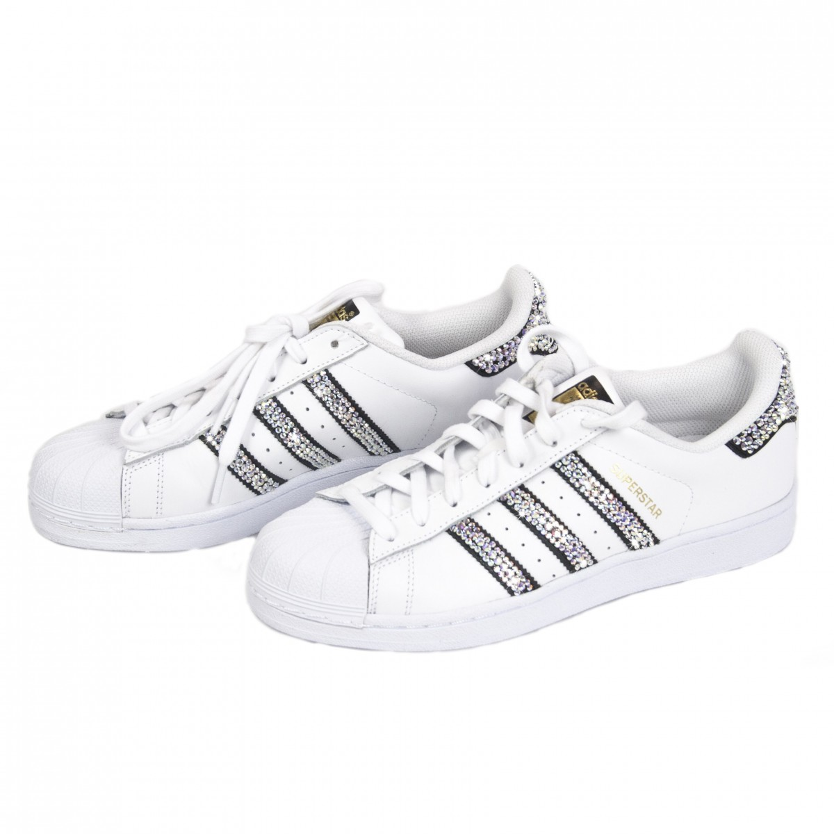 ADIDAS SUPER STAR STRASS TOTAL LOOK Shop Online