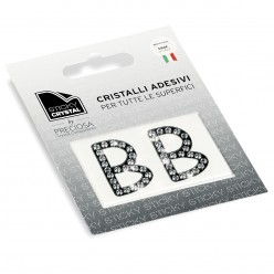 STICKY CRYSTAL COLLECTION LETTERA B