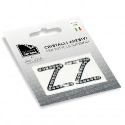 STICKY CRYSTAL® COLLECTION LETTERA Z