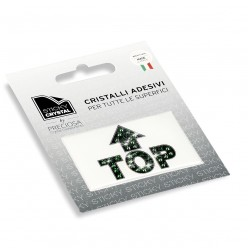 STICKY CRYSTAL® COLLECTION ARTDESIGN FRECCIA TOP INFINITO