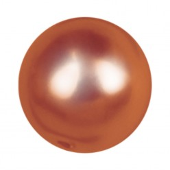 PERLA TONDA MM8 DARK COPPER-40PZ
