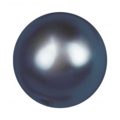 PERLA TONDA MM8 DARK BLUE-40PZ