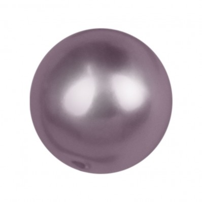 PERLA TONDA MM6 LIGHT BURGUNDY-40PZ