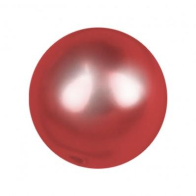 PERLA TONDA MM6 RED-40PZ