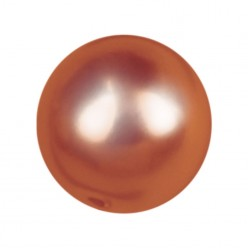 PERLA TONDA MM6 DARK COPPER-40PZ