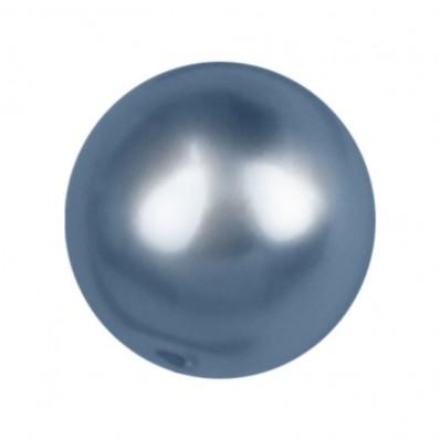PERLA TONDA MM6 BLUE-40PZ