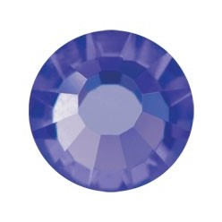 PRECIOSA THERMOADHESIVE SS20 (5 mm) DEEP TANZANITE-Pack of 144