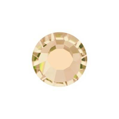 STRASS PRECIOSA TERMOADESIVO SS20(5MM) HONEY-144PZ