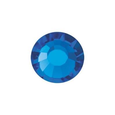 STRASS PRECIOSA TERMOADESIVO SS30(6,5MM) CAPRI BLUE-144PZ