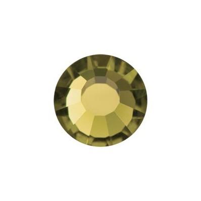 STRASS PRECIOSA TERMOADESIVO SS30(6,5MM) GOLD BERYL-144PZ