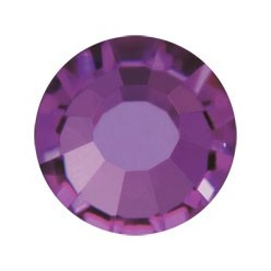 PRECIOSA THERMOADHESIVE SS30 (6, 5 mm) AMETHYST-Pack of 144
