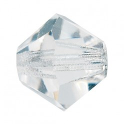 PRECIOSA CRYSTAL BICONE MM5-Pack of 144