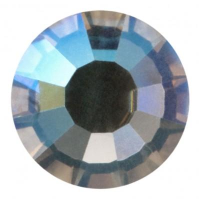 STRASS PRECIOSA TERMOADESIVO SS16(4MM) BLACK DIAMOND AB-144PZ