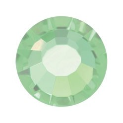 PRECIOSA THERMOADHESIVE SS16 (4 mm) CHRYSOLITE-Pack of 144