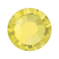 PRECIOSA THERMOADHESIVE SS16 CITRINE (4 mm)-Pack of 144