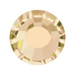 STRASS PRECIOSA TERMOADESIVO SS16(4MM) HONEY-144PZ